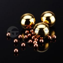 nickel plated steel balls